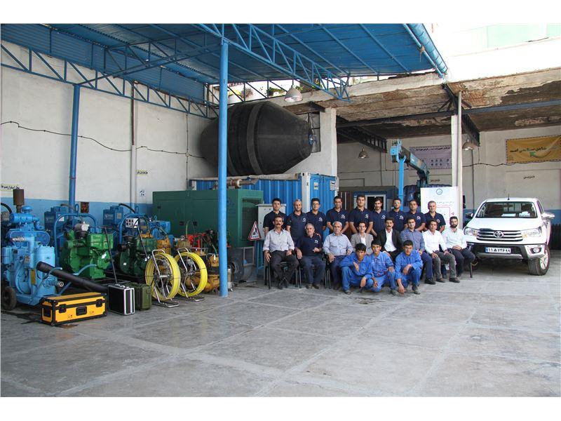 سازه های آب فعال بزرگترین پیمانکار و تامین کننده تجهیزات بهره برداری  از شبکه فاضلاب و تامین کننده تجهیزات بهره برداری  شبکه های فاضلاب در کشور
