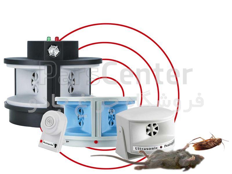 دستگاه دفع موش ، سوسک ، مورچه ، موریانه - اطلاعات کامل - دستگاه LS-967