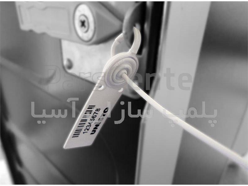 پلمپ پلاستیکی تسمه باریک استاندارد کاست ATM بانک ها
