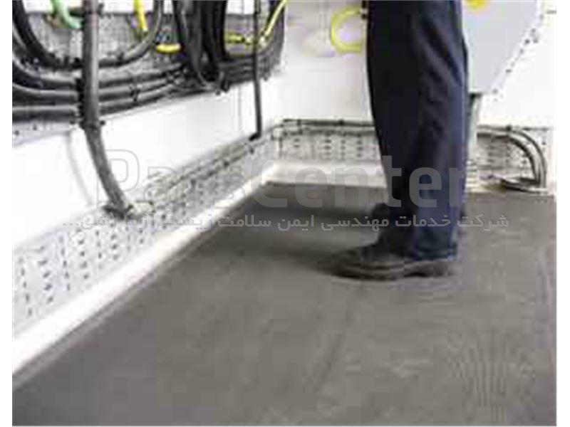 کفپوش عایق برق فشار ضعیف (CLASS 0)