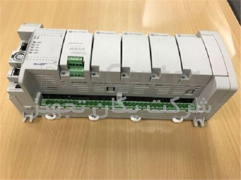 فروش و تامین پی ال سی آلن بردلی Allen Bradley MICRO 850 PLC 2080-LC50-48QBB EtherNet
