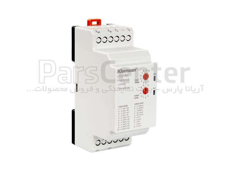 ترنسدیوسر ولتاژ کلمسان VT3-AC
