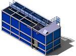 پکیج تصفیه فاضلاب بهداشتی | فولادی ST37
