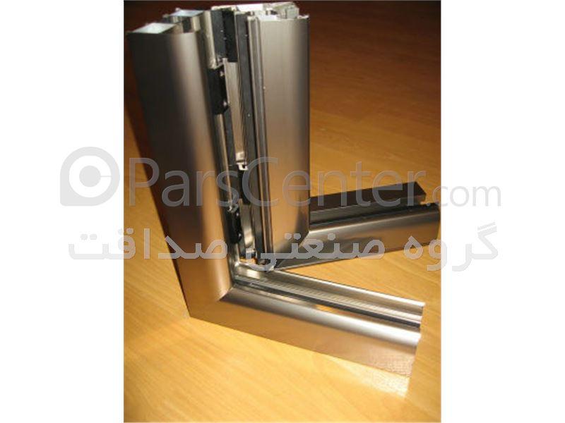 درب و پنجره دو جداره ترمال بریک آلومینیومی