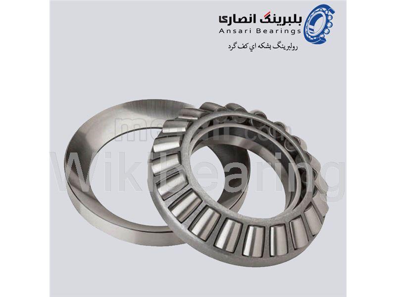 Thrusy roller bearings