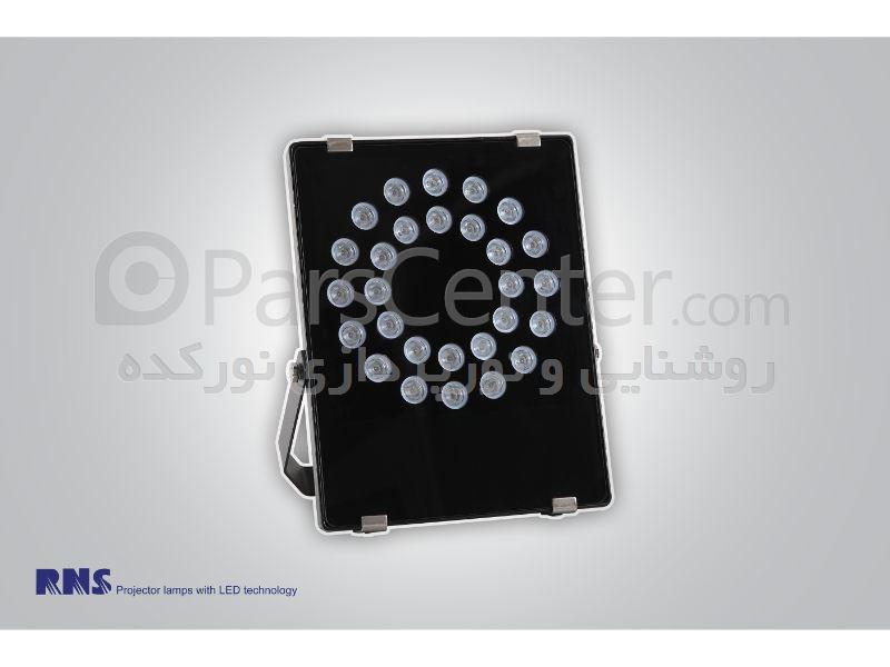 پروژکتورهای LED رایان
