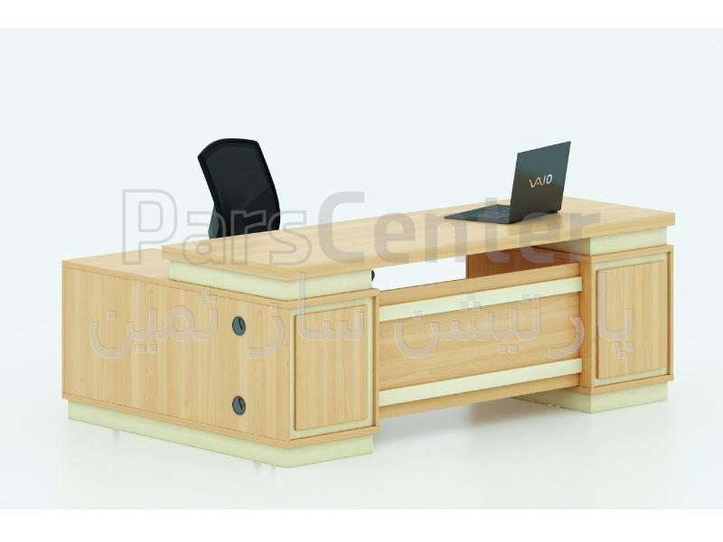 میز مدیریتی ثمین مدل 6310