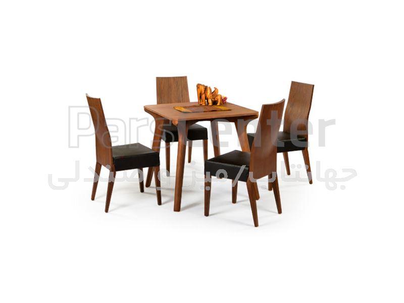میز رستورانی مدل W84 (جهانتاب)