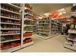 تجهیز سوپرمارکت حامی فردوس- یخچال و فریزر فروشگاهی، قفسه فروشگاهی، دکوراسیون فروشگاهی