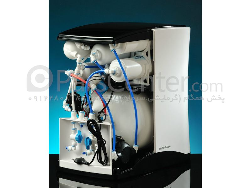 دستگاه تصفیه آب خانگی 5 مرحله ای مدل لیلیوم آکواجوی تحت لیسانس کانادا