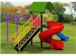تولید و نصب وسایل بازی پارکی پلی اتیلن
