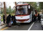 اتوبوس دربستی برای اردوهای مدارس و دانشگاهها