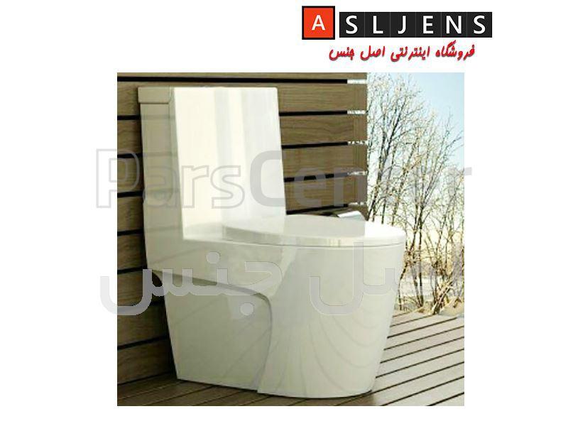 توالت فرنگی مدل پلاتوس گلسار