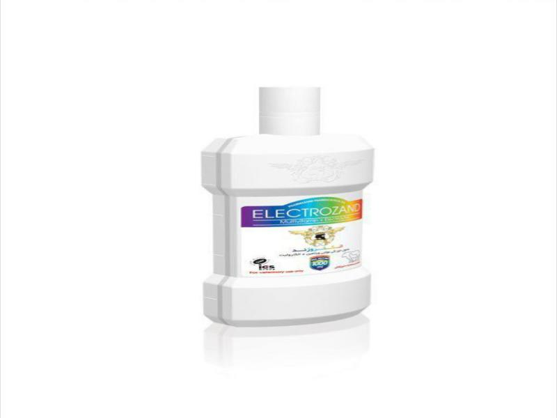 الکتروزند (محلول خوراکی مولتی ویتامین + الکترولیت)