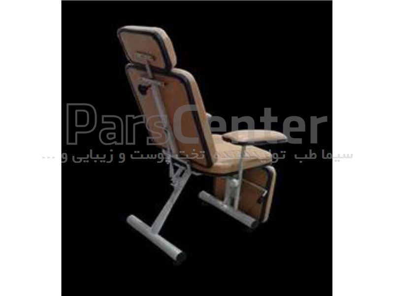 صندلی تخت شو نمونه گیری  مدل LA11