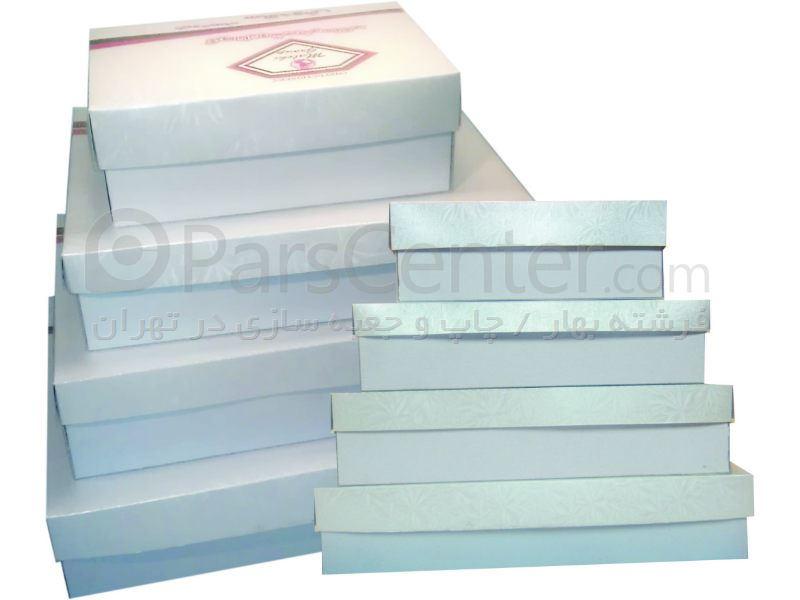 فروش خط تولید جعبه شیرینی
