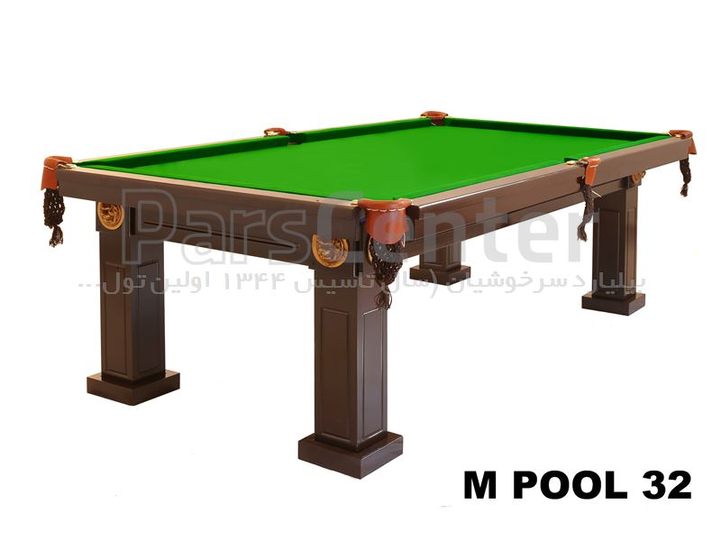 میز ایت بال بیلیارد سرخوشیان M.POOL – 32
