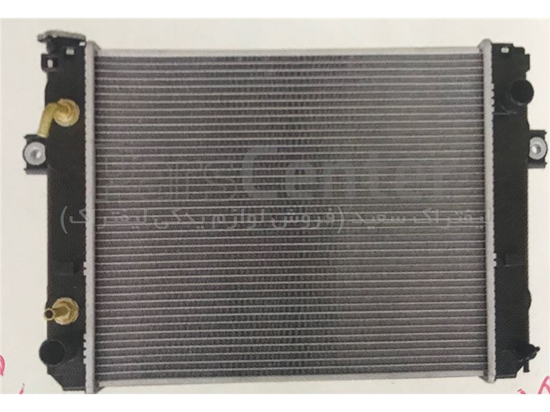 رادیاتور لیفتراک تویوتا 7F موتور 4Y
