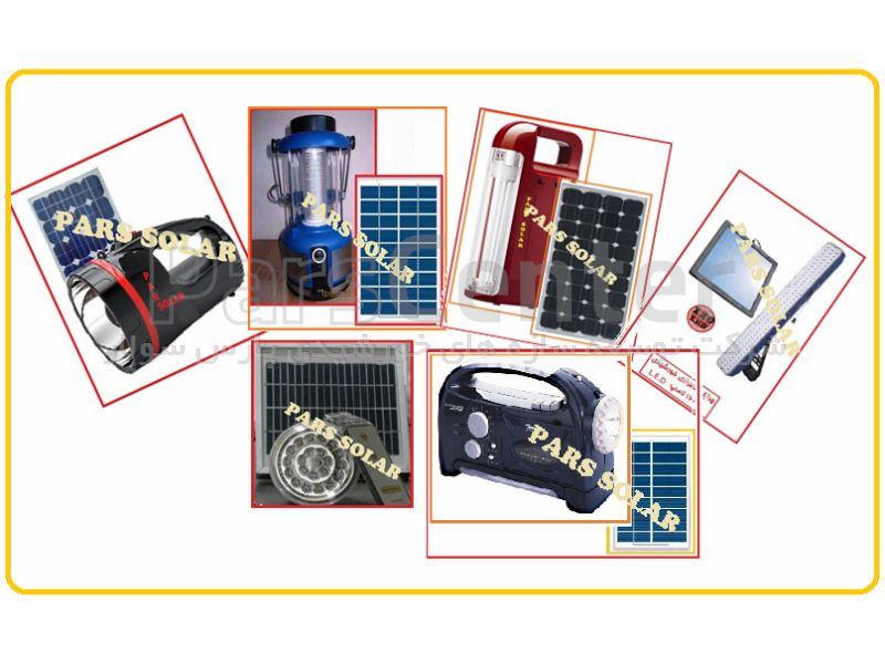 چراغ های دستی خورشیدی (سولار)