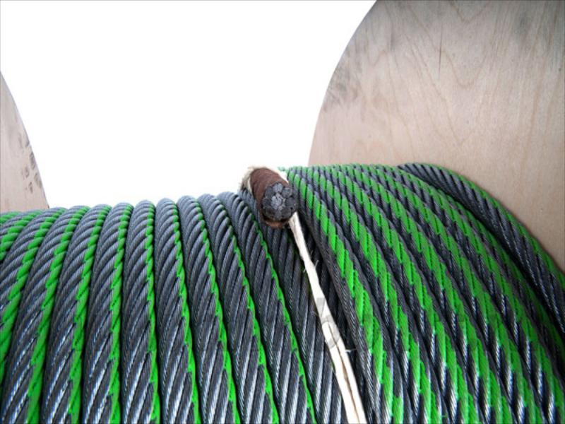 Gustav Wolf wire rope سیم بکسل گوستاولف