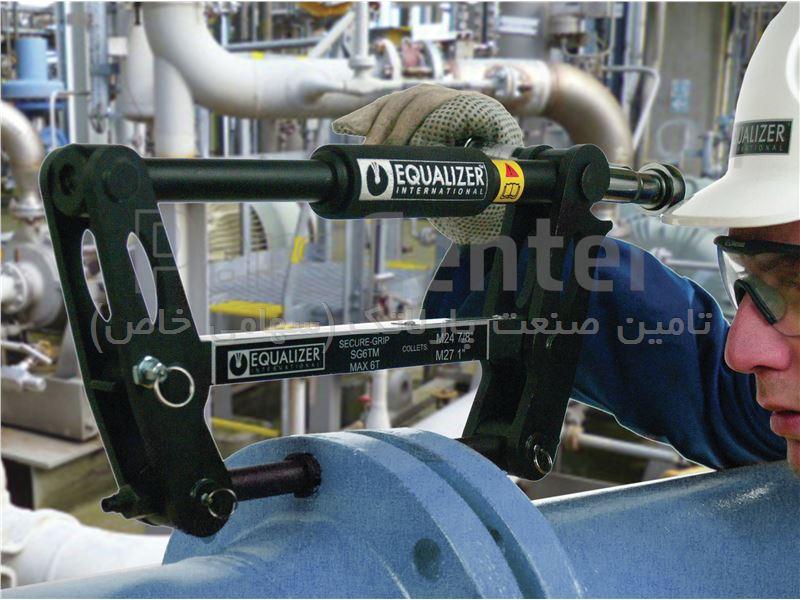 فلنج بازکن  مکانیکی Equalizer International-SG6TM