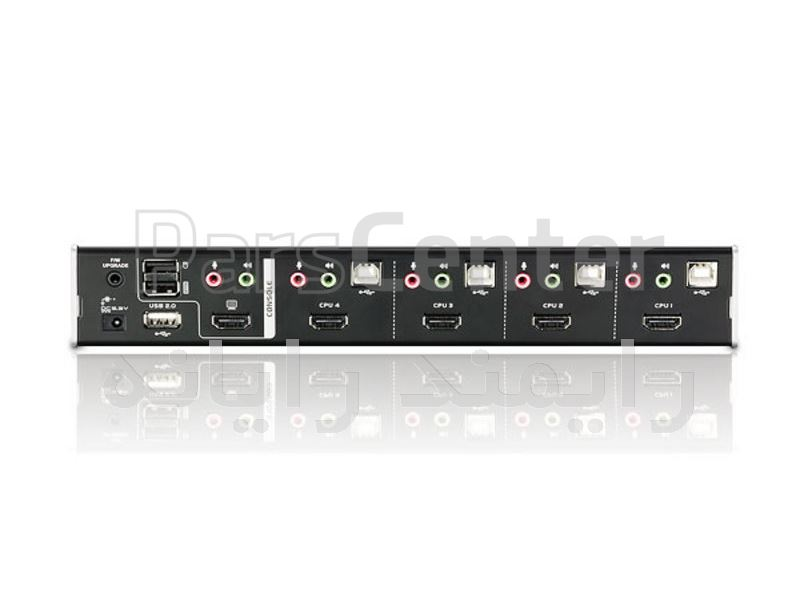 کی وی ام سوییچ 4 پورت مدل CS-1794HDMI