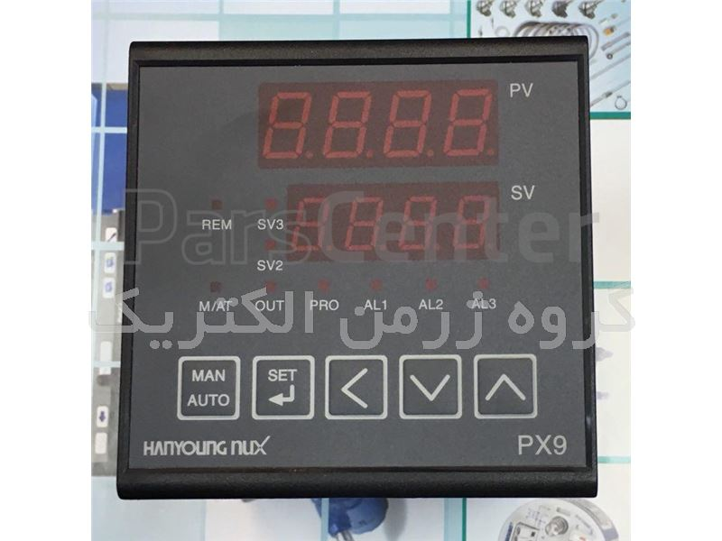 ترموستات (کنترلر دما) هانیانگ PX9