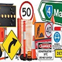 تابلو علائم ترافیکی