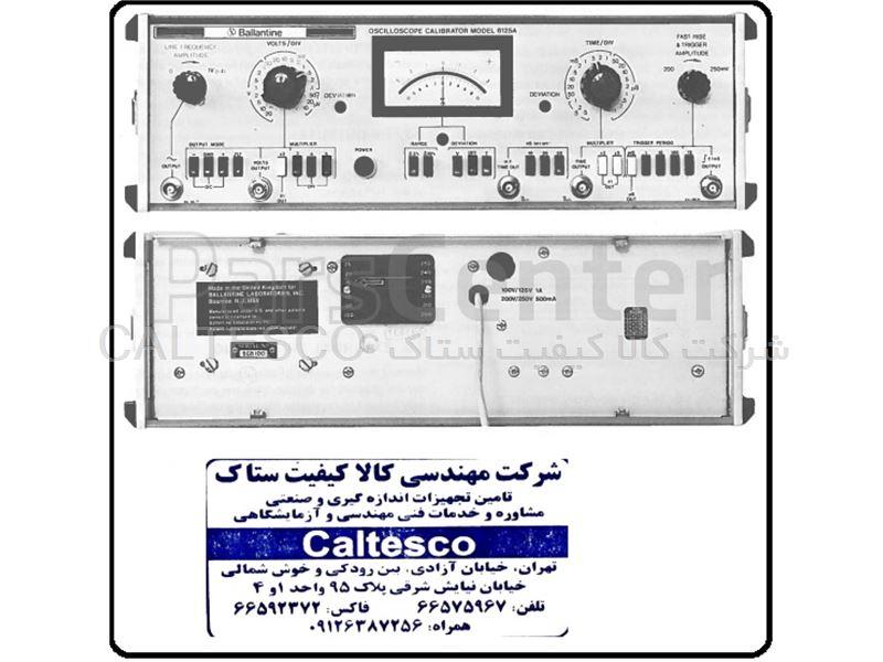 کالیبراتور اسیلوسکوپ تا 250MHz