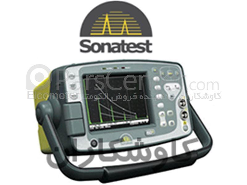 دستگاه ut مدل sonatest ss150