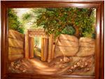 نقاشی برجسته 60/80painting (naghashi barjeste)