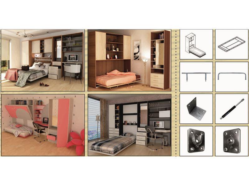چوبینکو/تولید کننده ، تخت تاشو ، تخت هتلی تاشو ، مبلمان تختخواب شو ، کابینت و کلیه محصولات ام دی اف