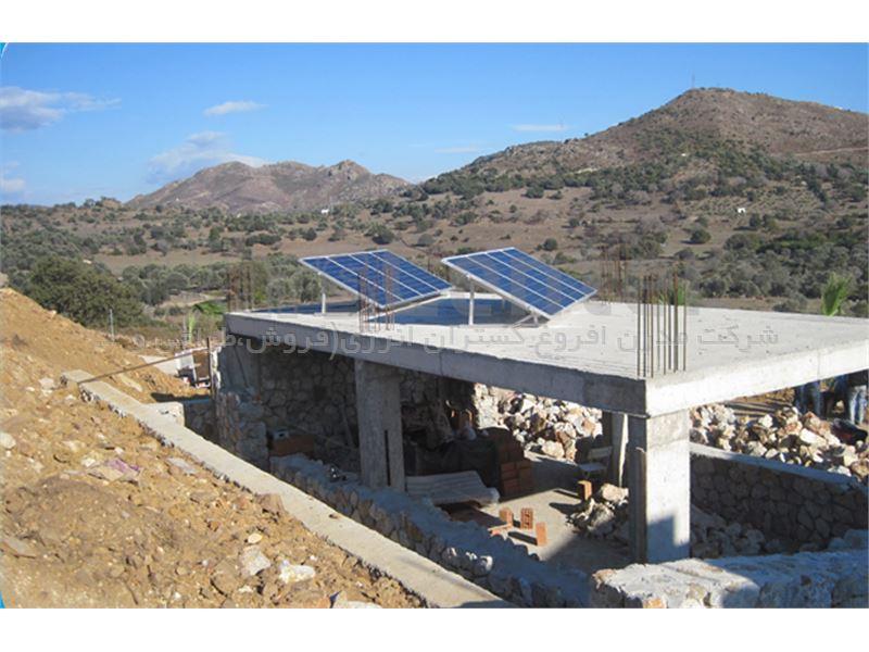 برق خورشیدی 12 کیلووات off grid