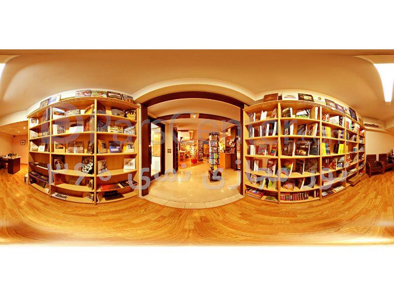 تور مجازی کتابخانه ها
