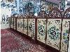 پارتیشن مسجدی تمام ام دی اف