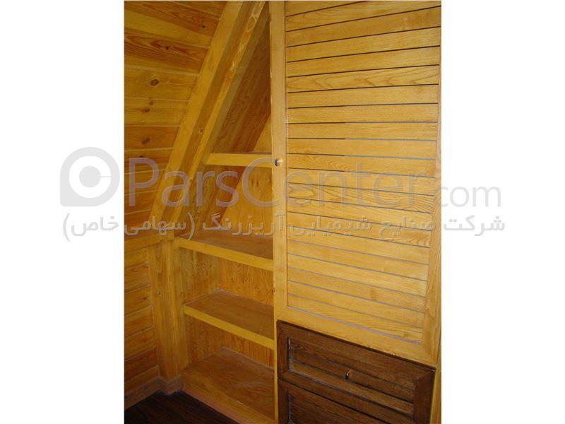 سازه های چوبی