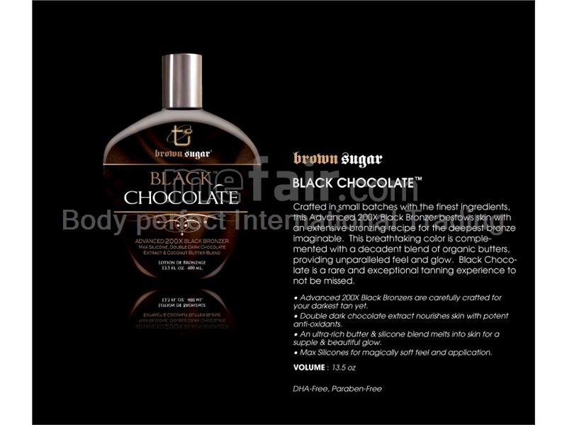 Black Chocolate - 200X