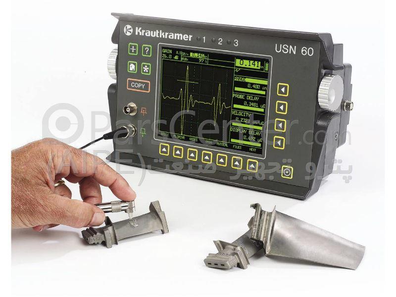 دستگاه عیب یاب التراسونیک کرات کرامر مدل USN60