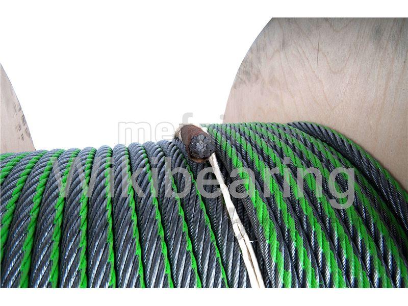 Gustav wolf elevator wire rope