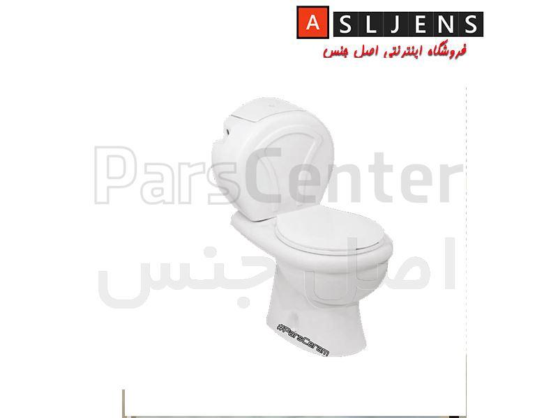 توالت فرنگی مدل بریستول پارس سرام