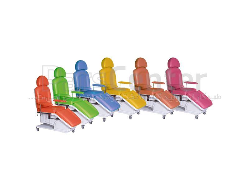 صندلی پوست مدل GP3.N