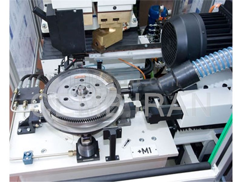 Balancing Machine for Flywheels - CEMB