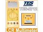 lcr متر TES2712 مولتی متر
