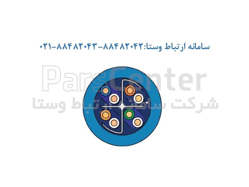 کابل شبکه F2 اشنایدر اکتاسی