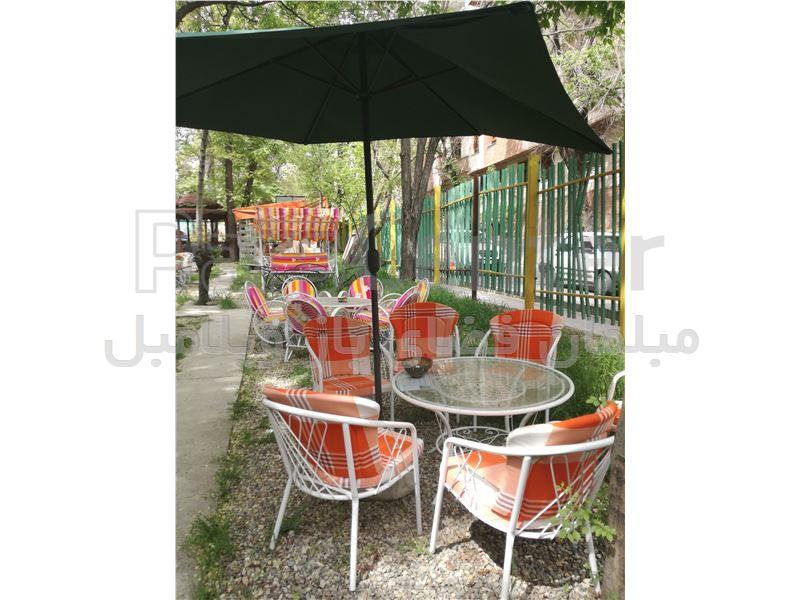 مبلمان باغی ویلایی لارناکا