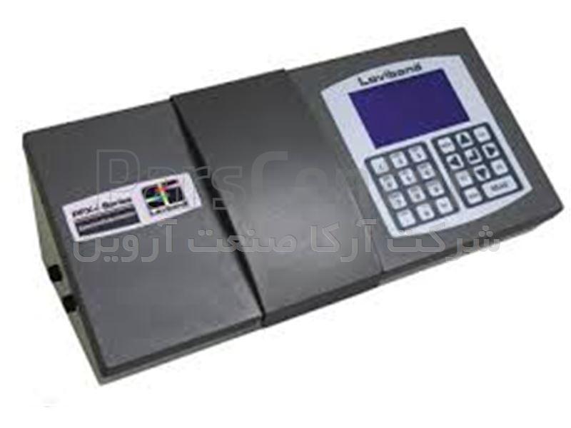 دستگاه رنگ سنج مطابق با استاندارد ASTM D1500