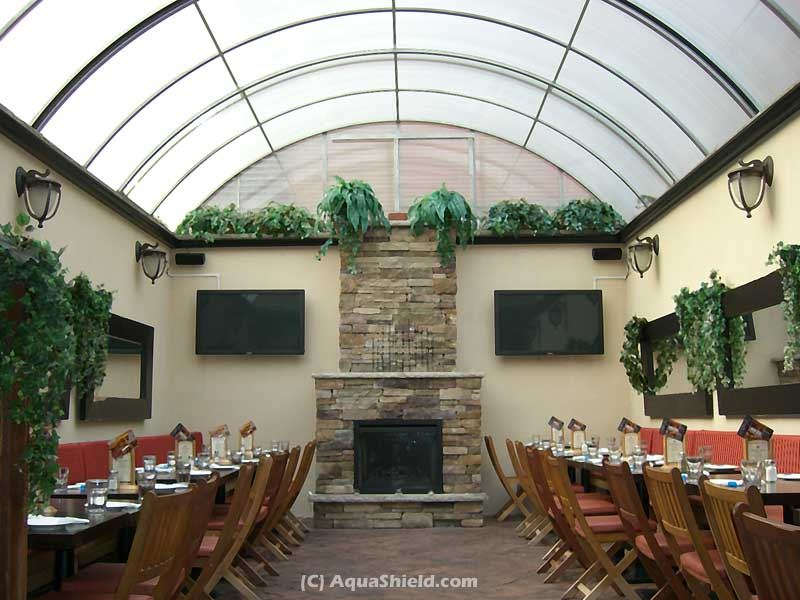 شرکت پوشش متحرک سقف (اجرای سقف پاسیو،سقف پاسیو متحرک،سقف پاسیو ثابت، سقف نورگیر،نورگیر،پوشش سقف پاسیو،پوشش)