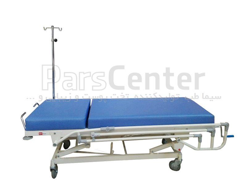 تخت ترانسفر بیمار ( برانکارد مکانیکال بیمارستانی )   مدل MB 7