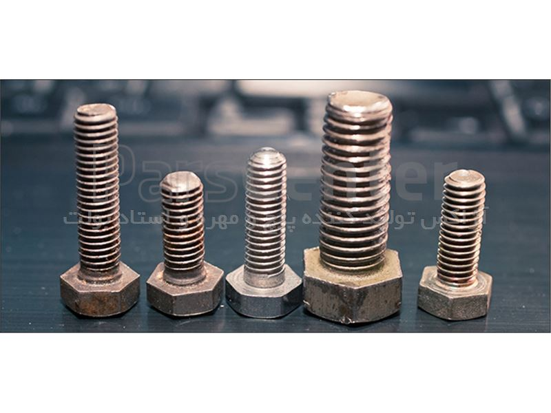 تولید پیچ و مهره های صنعتی خاص