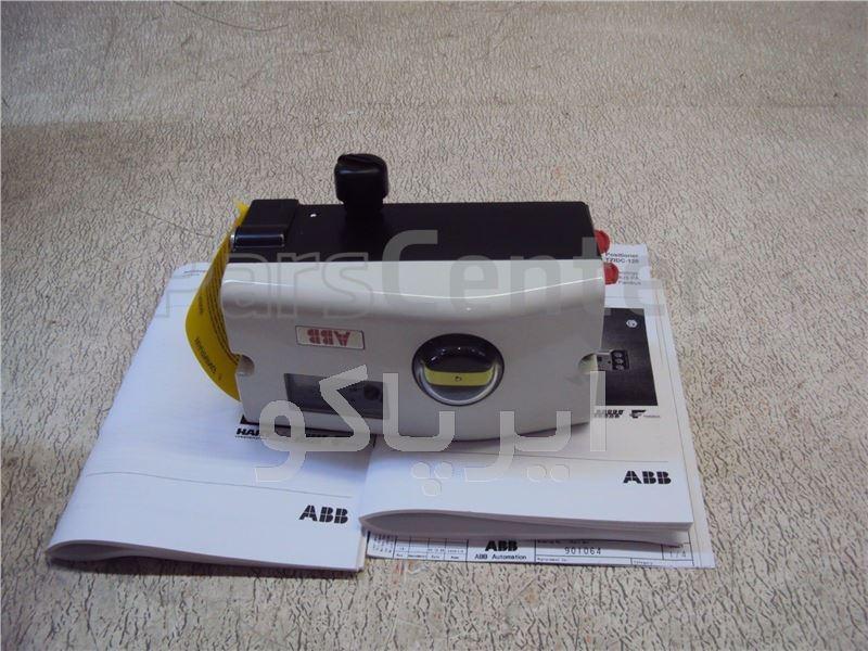 پوزیشنر ABB TZIDC Positioner مدل V18345 - هارت HART